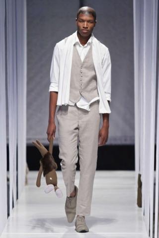 Lunar SS11 Runway Menswear Couture
