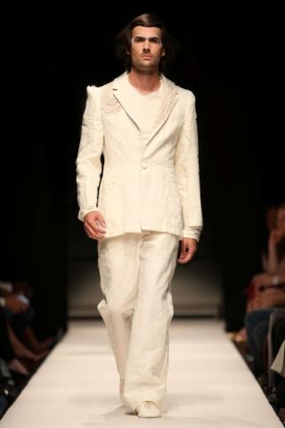 Lunar SS10 Runway Menswear Couture