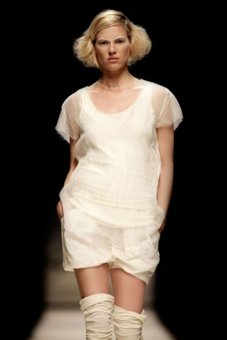 Lunar SS10 Runway Womenswear Couture