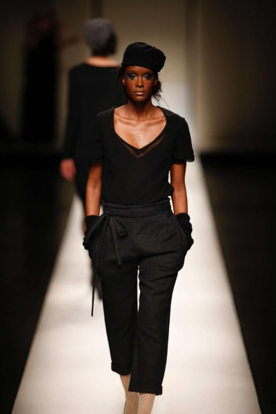 Lunar AW10 Runway Womenswear Couture