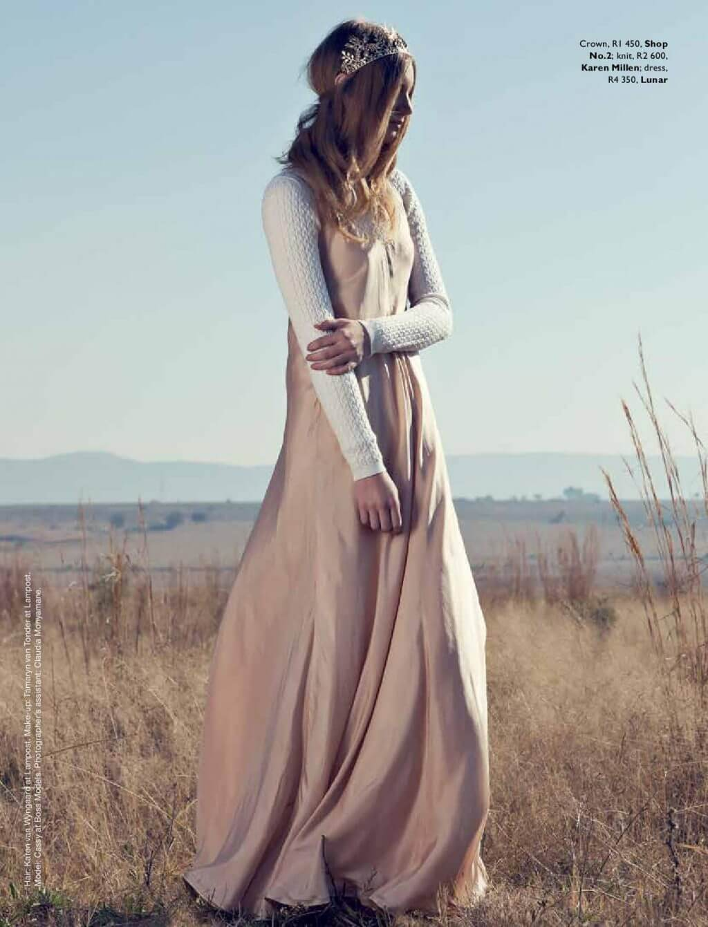 Grazia Magazine Fashion Editorial