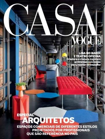 Casa Vogue Cover