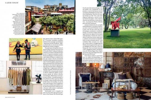 Casa Vogue Feature